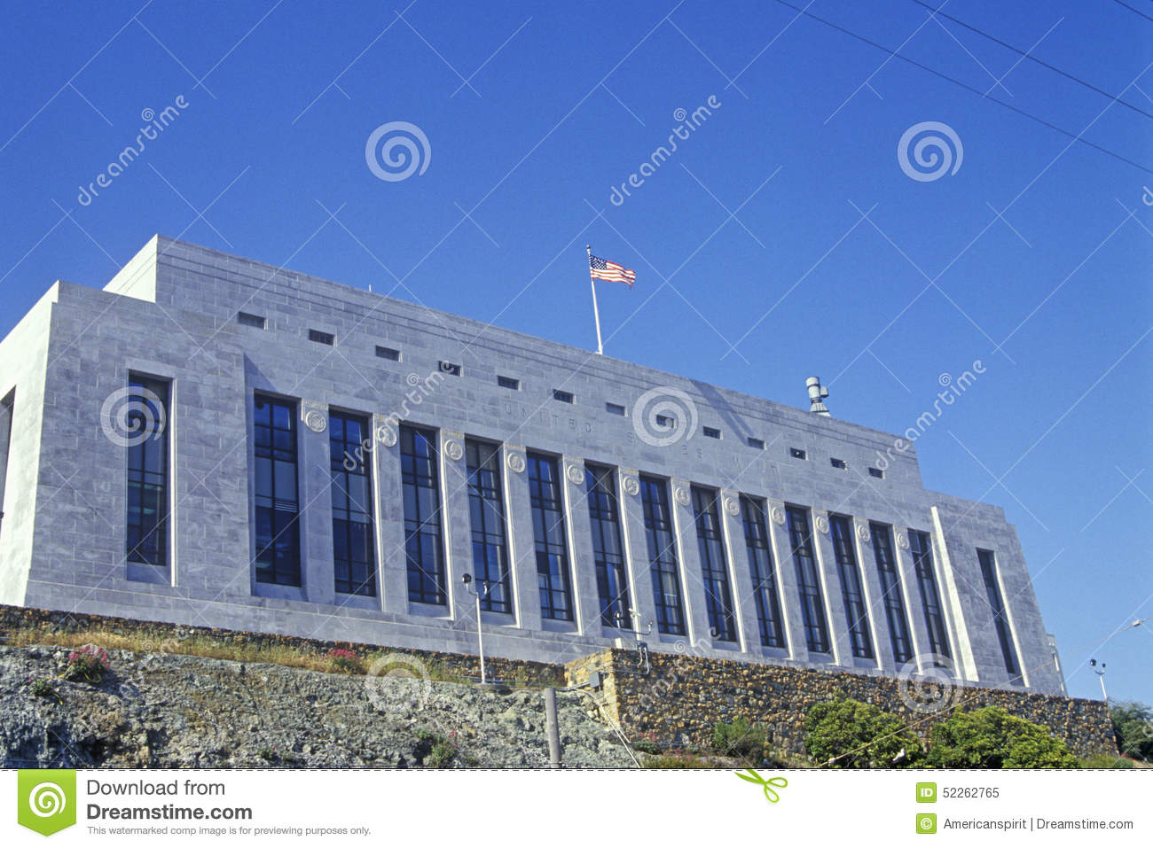 United States Mint in San Francisco, California