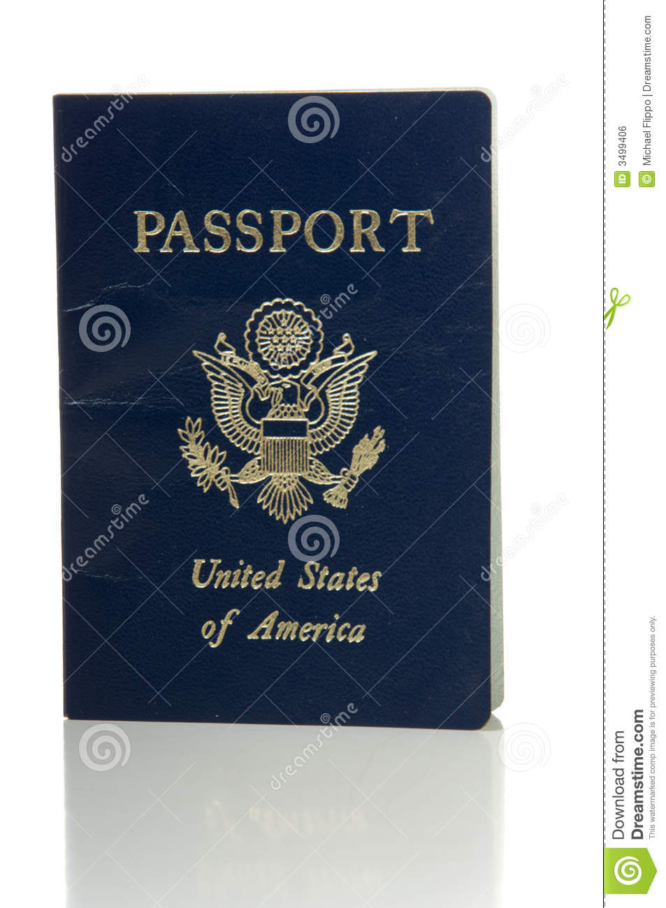 United States Passport Royalty Free Stock Image - Image ...