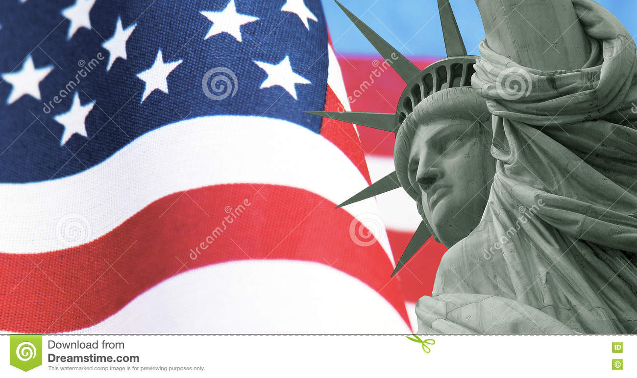 United states america patriotic symbols stock illustrations 599 united states patriotic poster old glory and liberty fourth of july independence day card buycottarizona Choice Image
