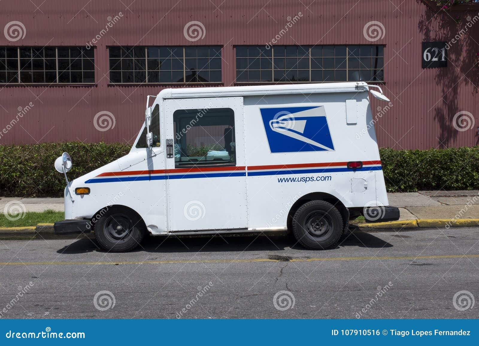 New Usps Truck