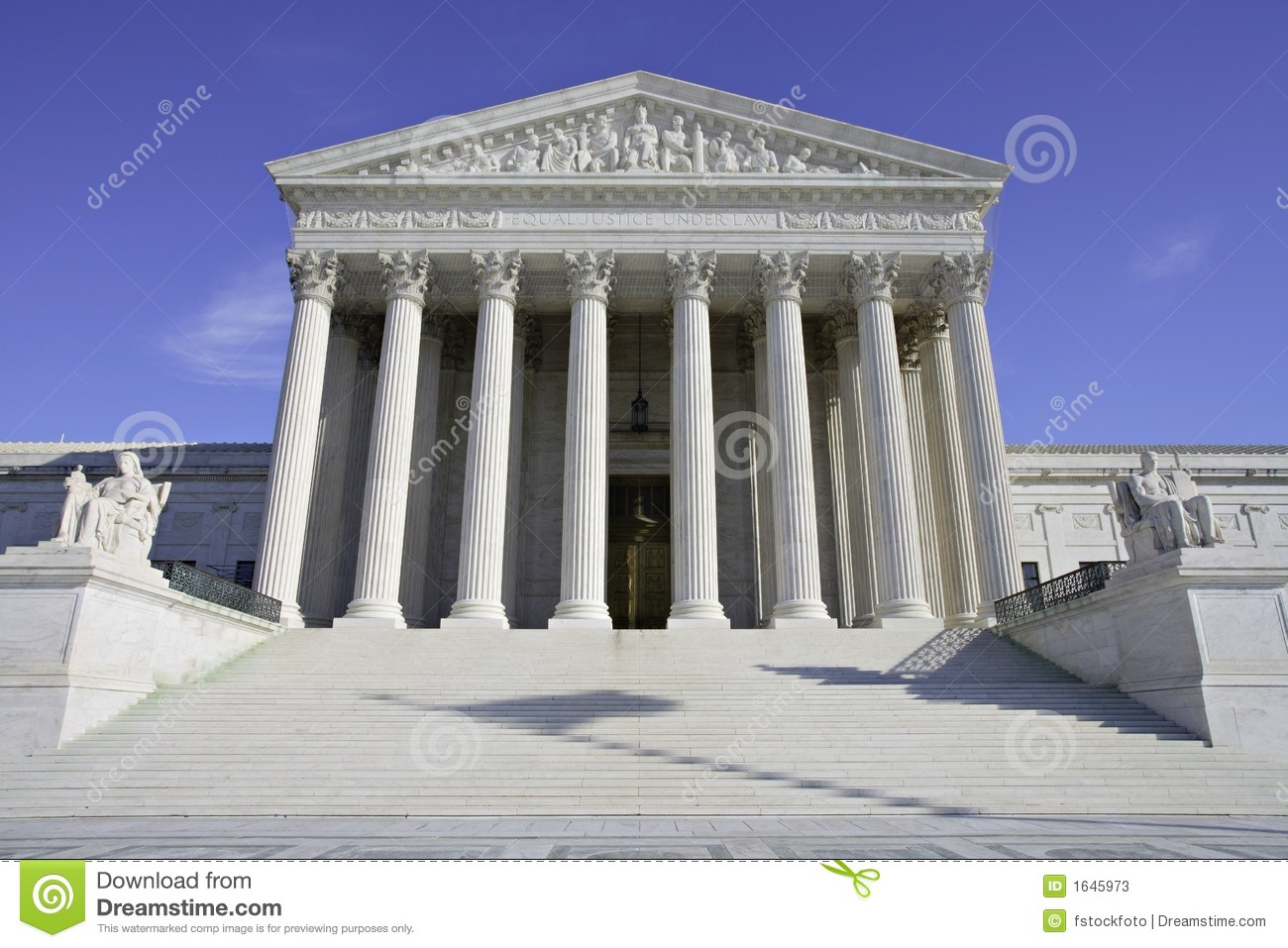 What role does the US Supreme Court play in enacting new laws?