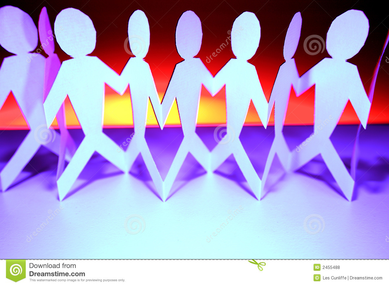 United Together Royalty Free Stock Photos - Image: 2455488