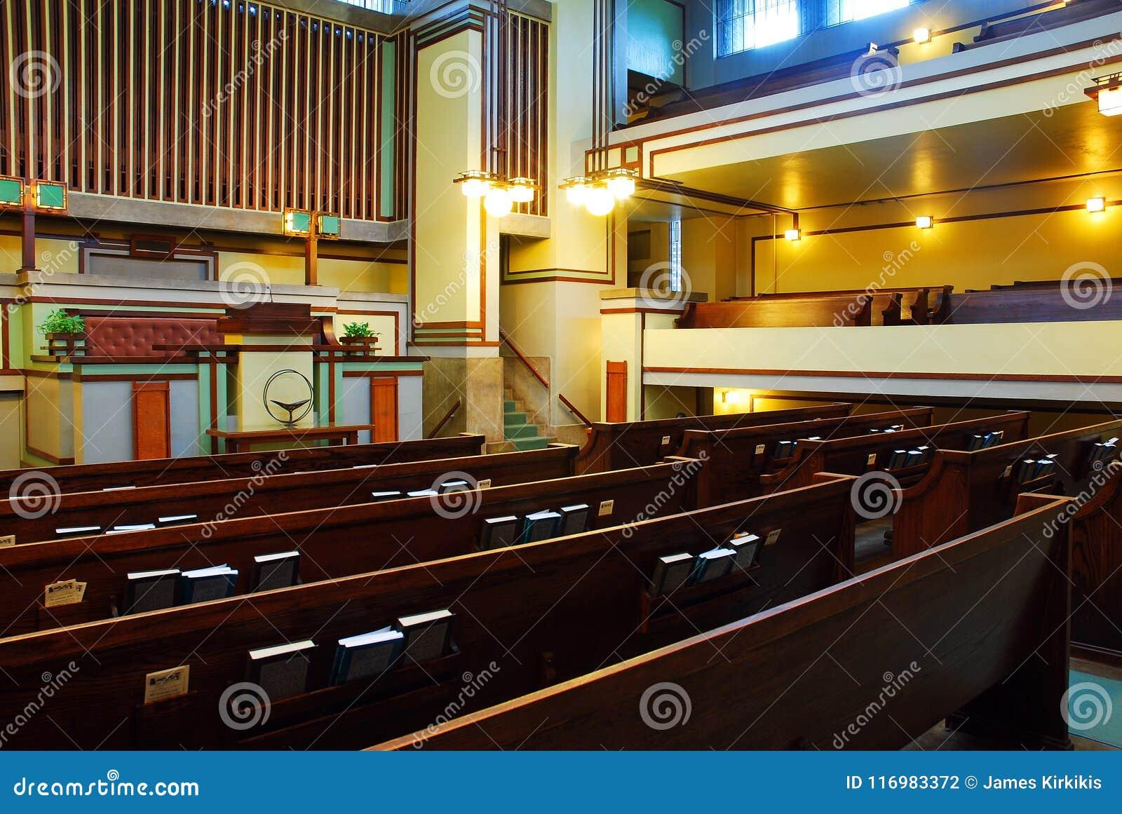 Unity Church Interior