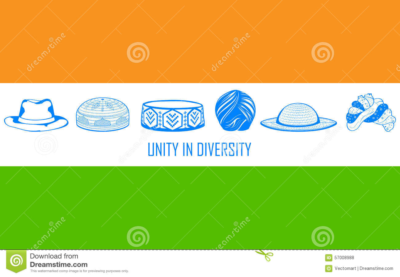 10 lines on unity in diversity