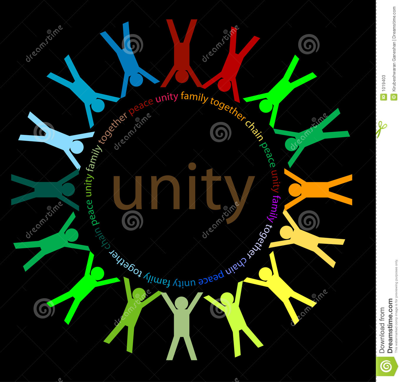 unity and peace stock photos image 1019403
