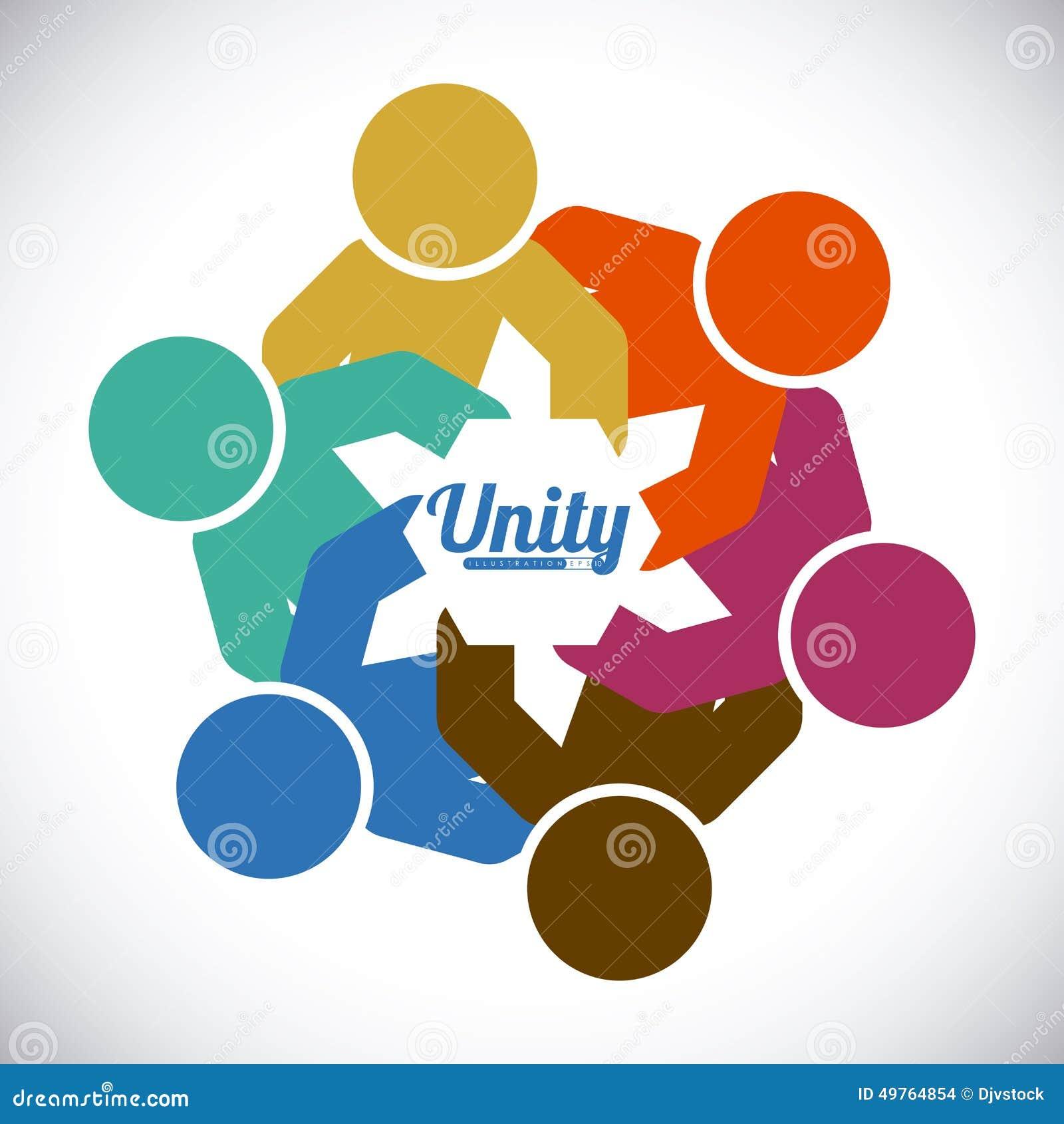 Unity People Stock Ill...