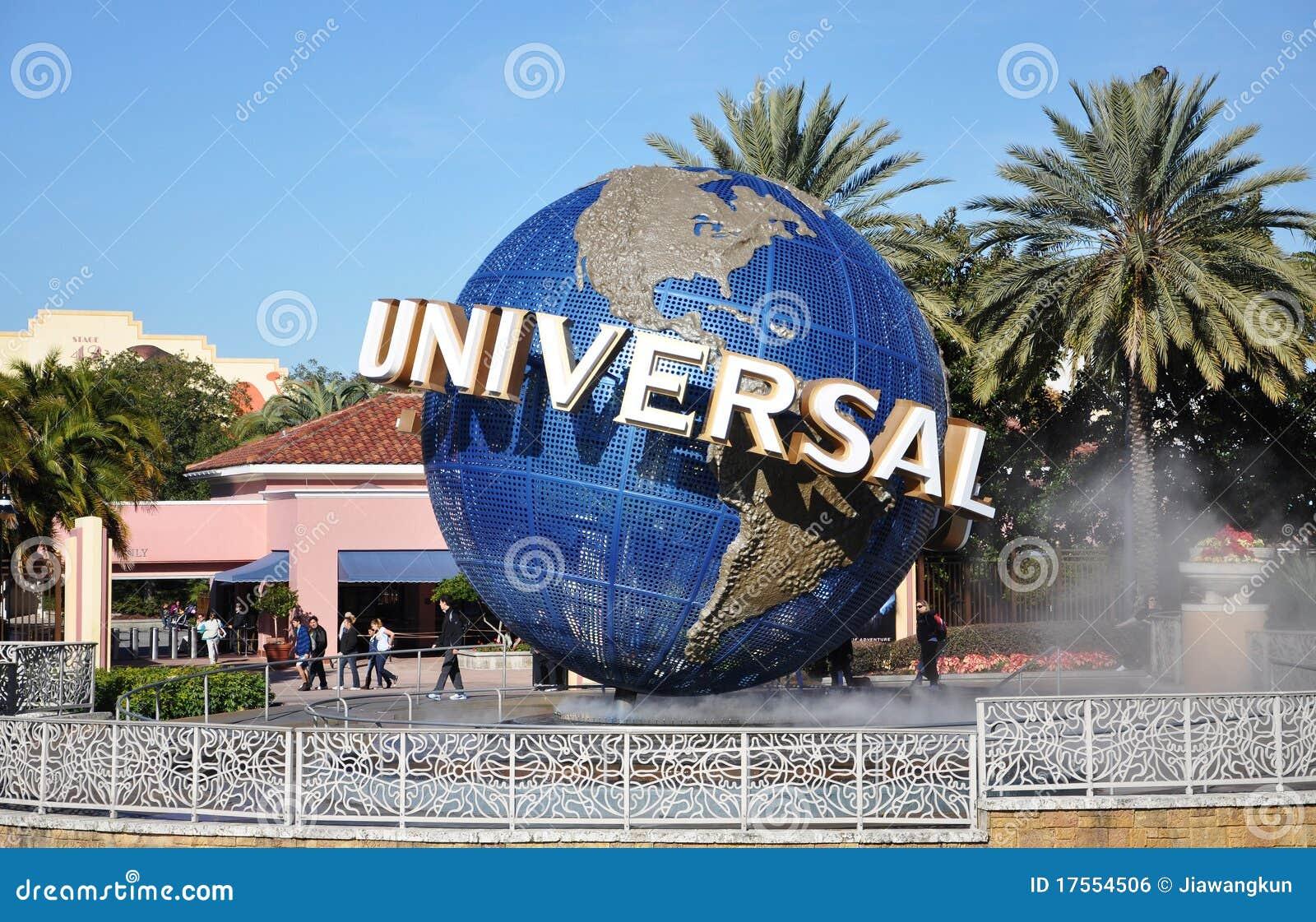 Universal globe in universal orlando editorial photo for A new image salon orlando