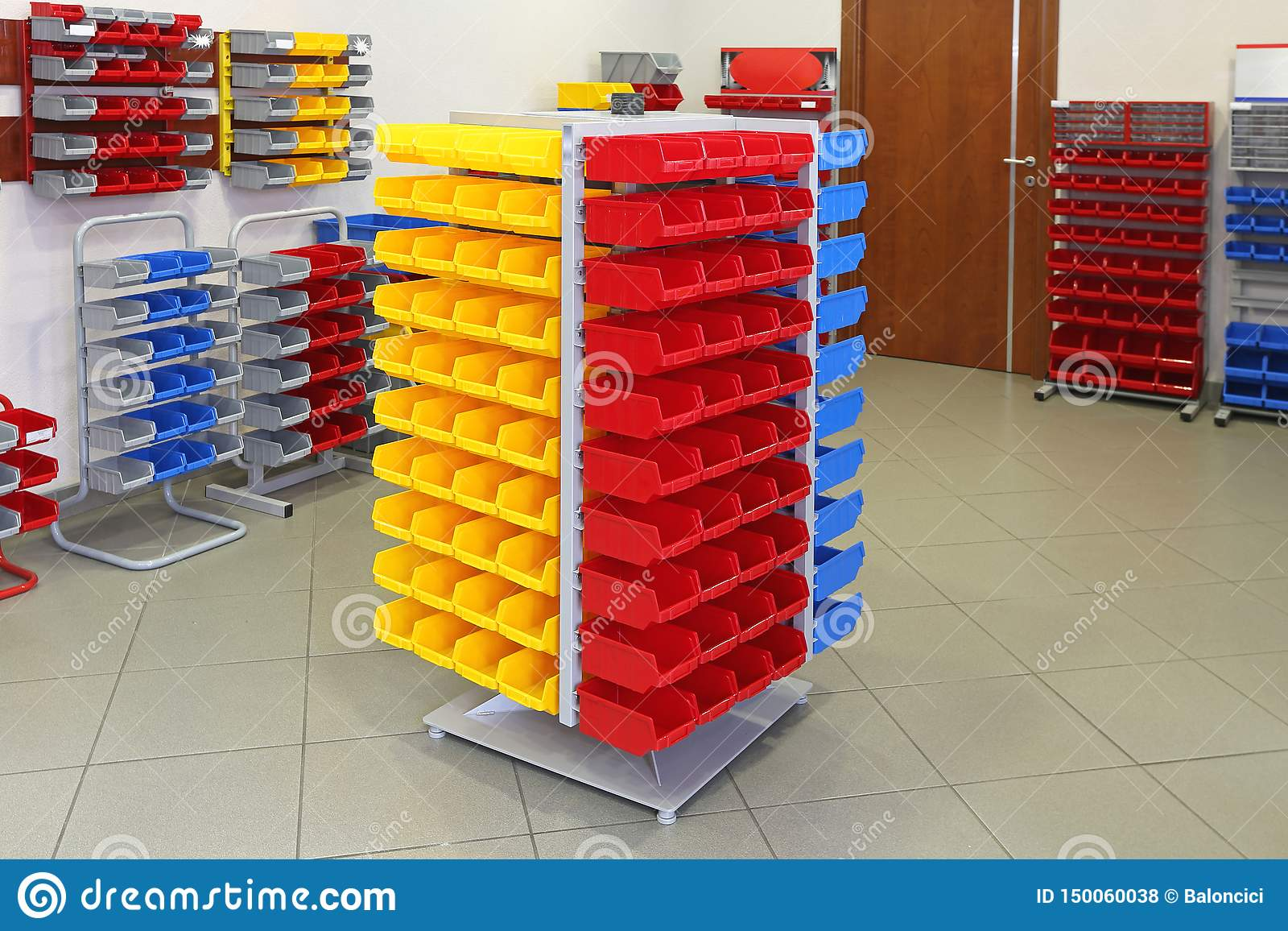 Universal Plastic Boxes