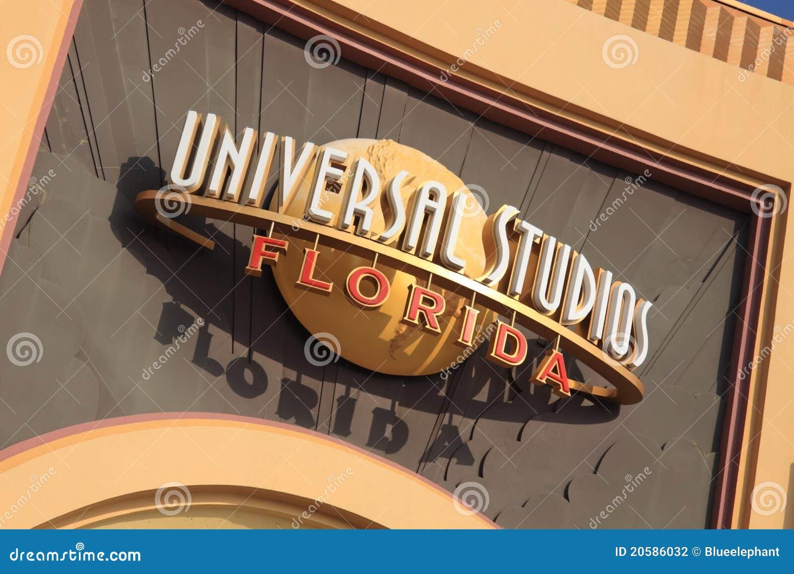 Universal Studio in Orlando, Florida