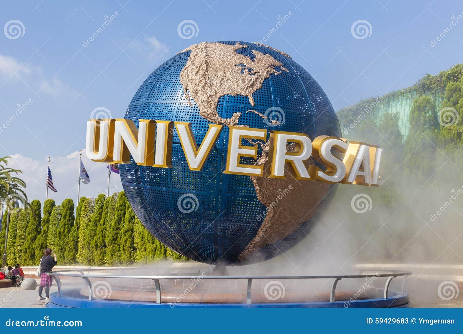 Universal Studios In Osaka, Japan Editorial Stock Photo