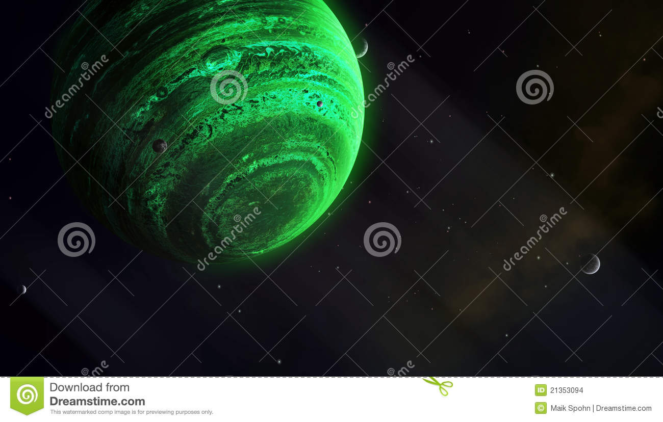 Universe Of Gas Giants