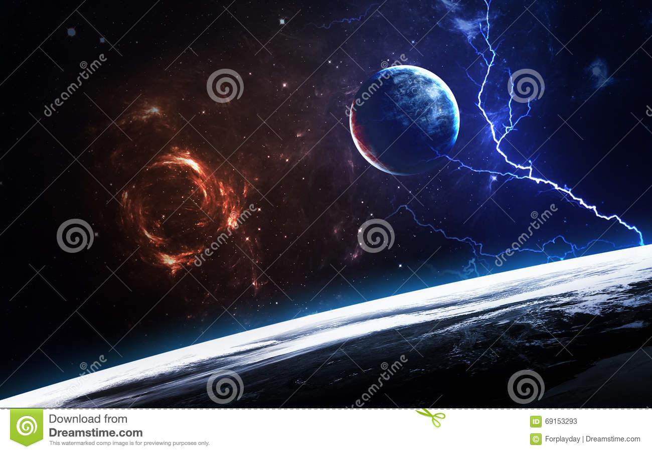 emaly calidrely with outer space exploration - photo #14