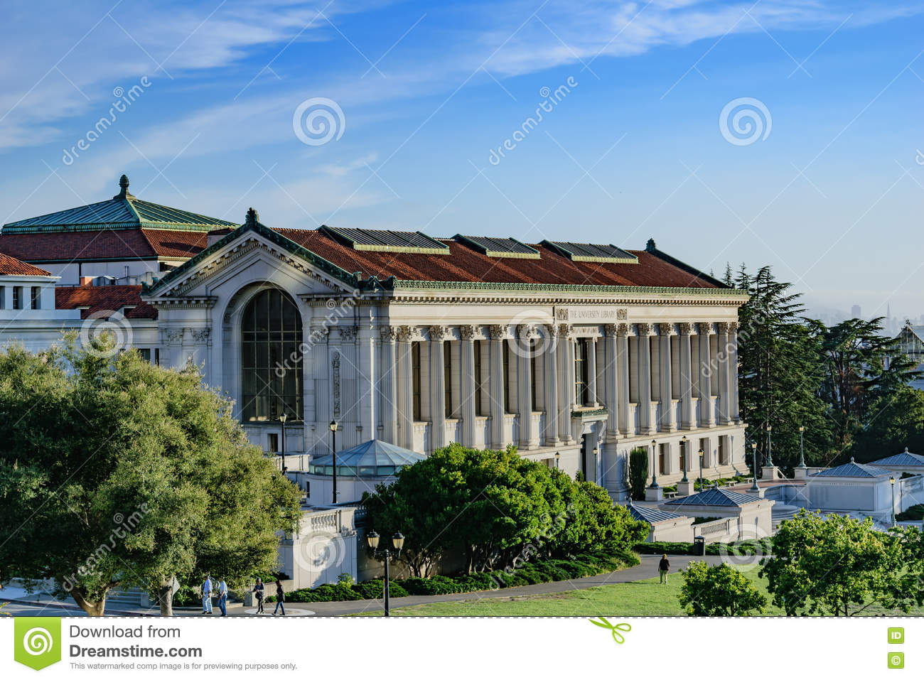 Universidad de California Berkeley