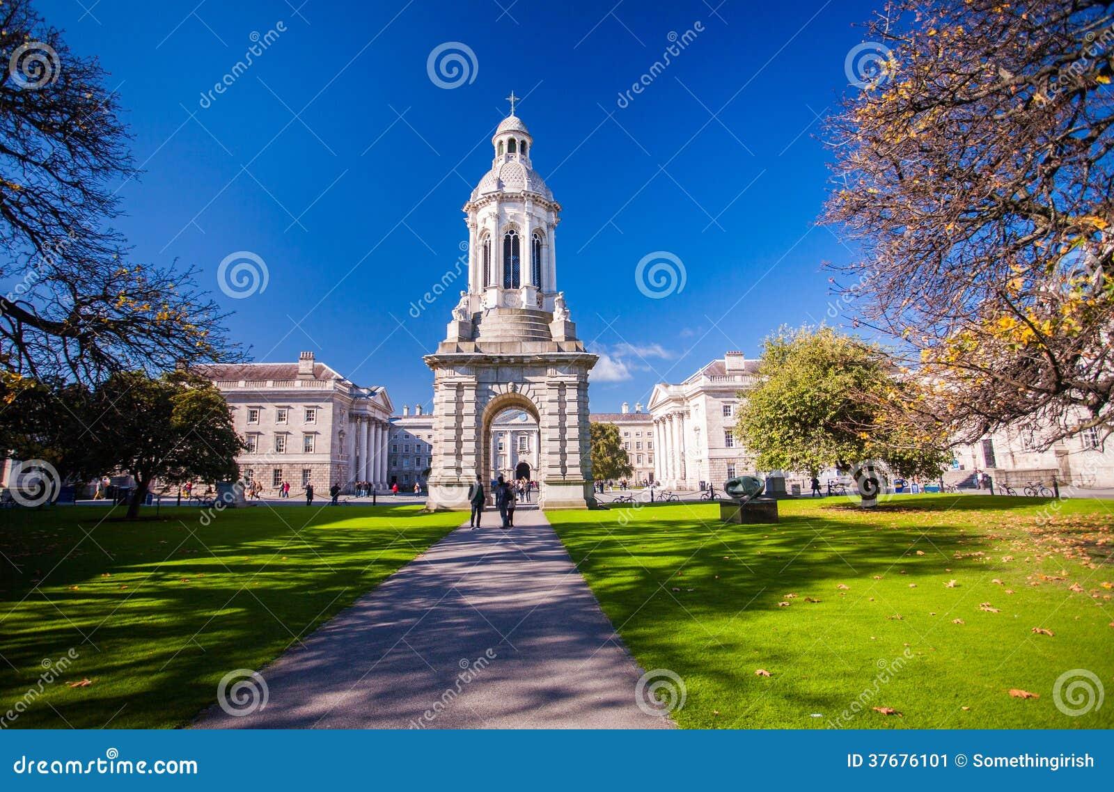Universidad de la trinidad, Dublín