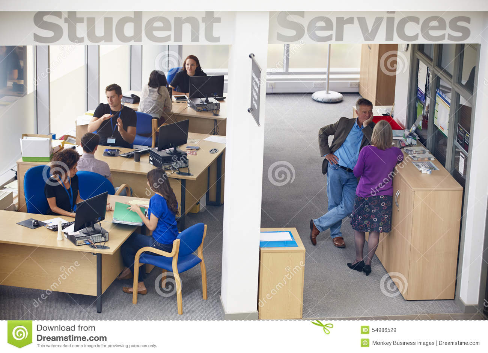 Universidad de Services Department Of del estudiante que asesora
