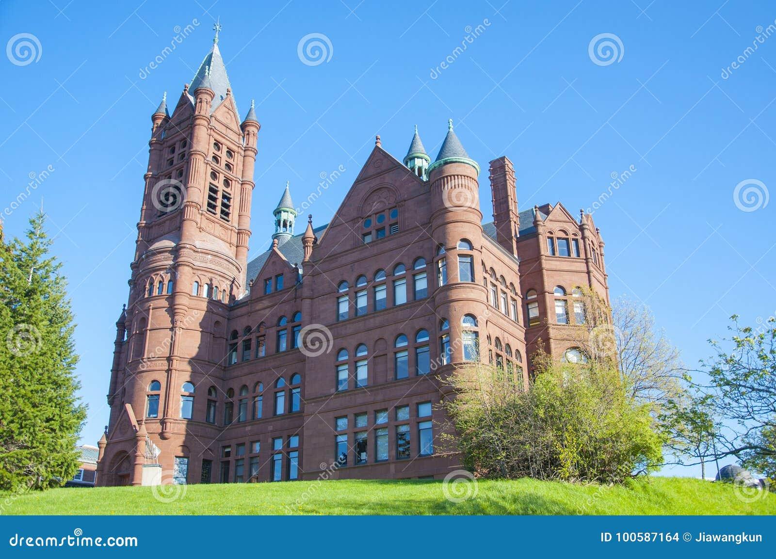 Universidad de Syracuse, Syracuse, Nueva York, los E.E.U.U.