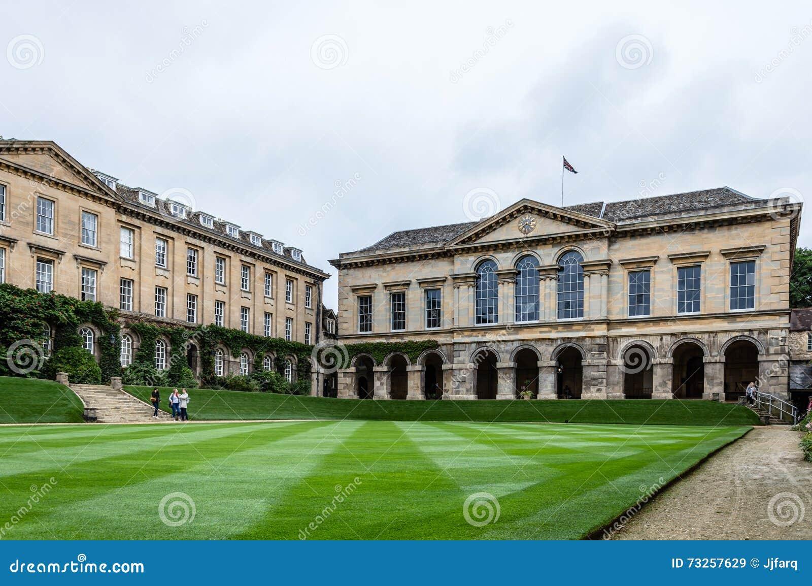 Universidad de Worcester en Oxford