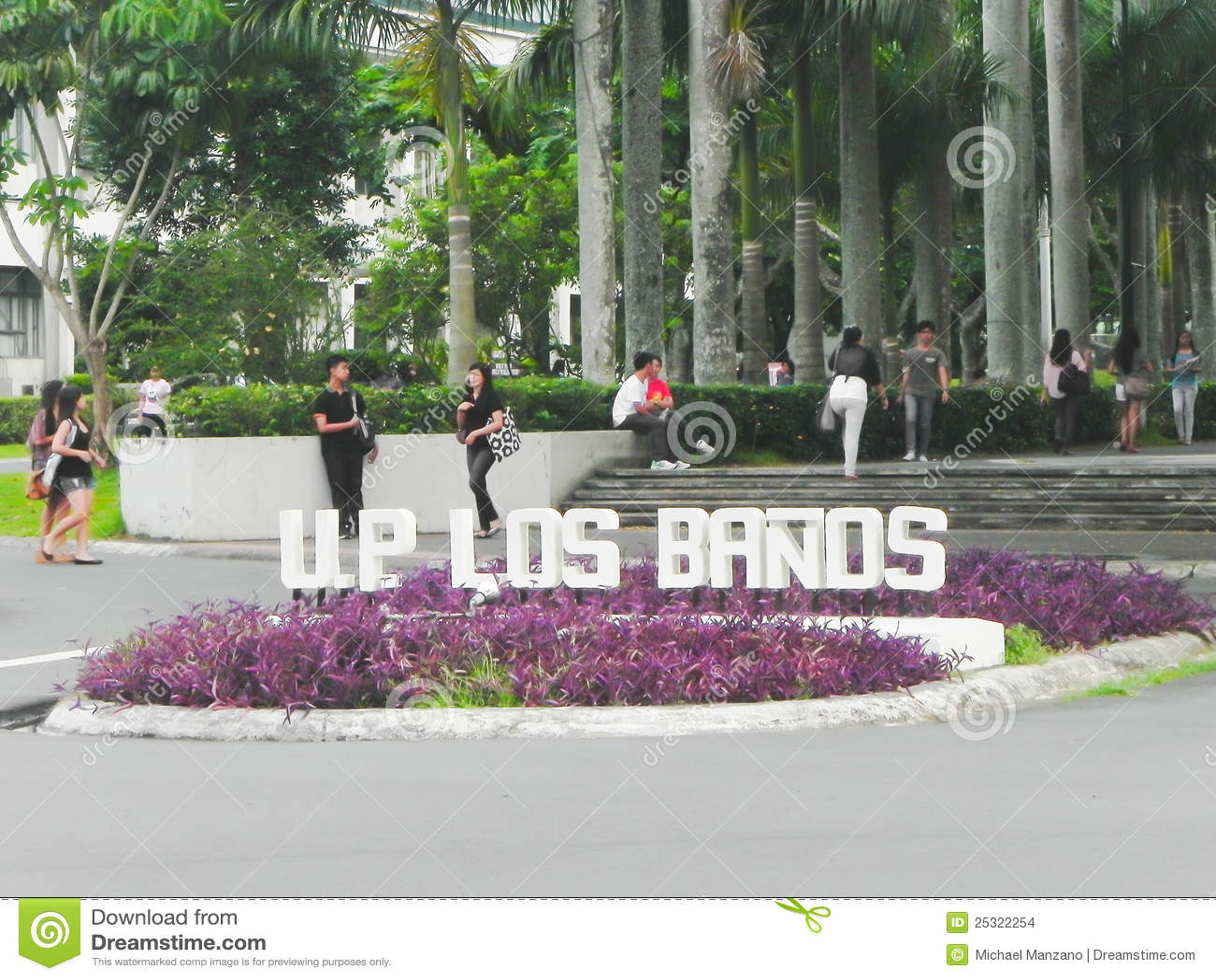 Universidade das Filipinas, Los Baños, Laguna