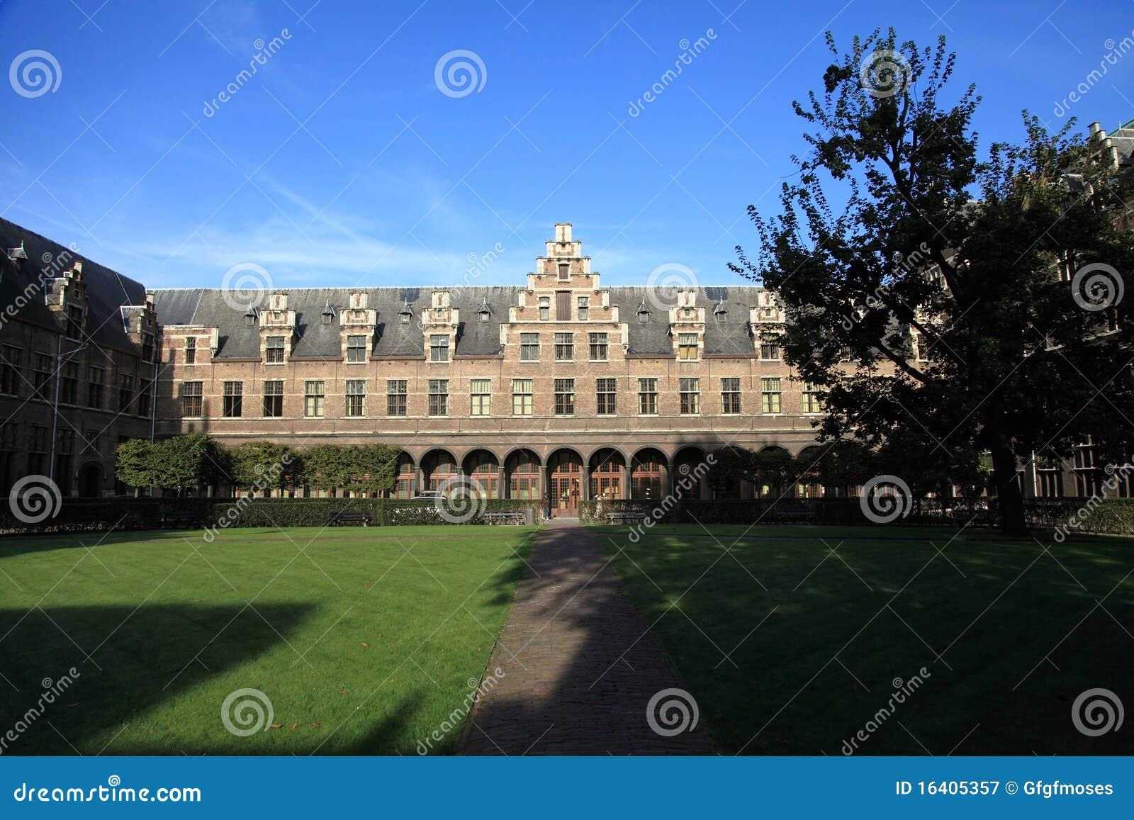 A universidade de Antuérpia
