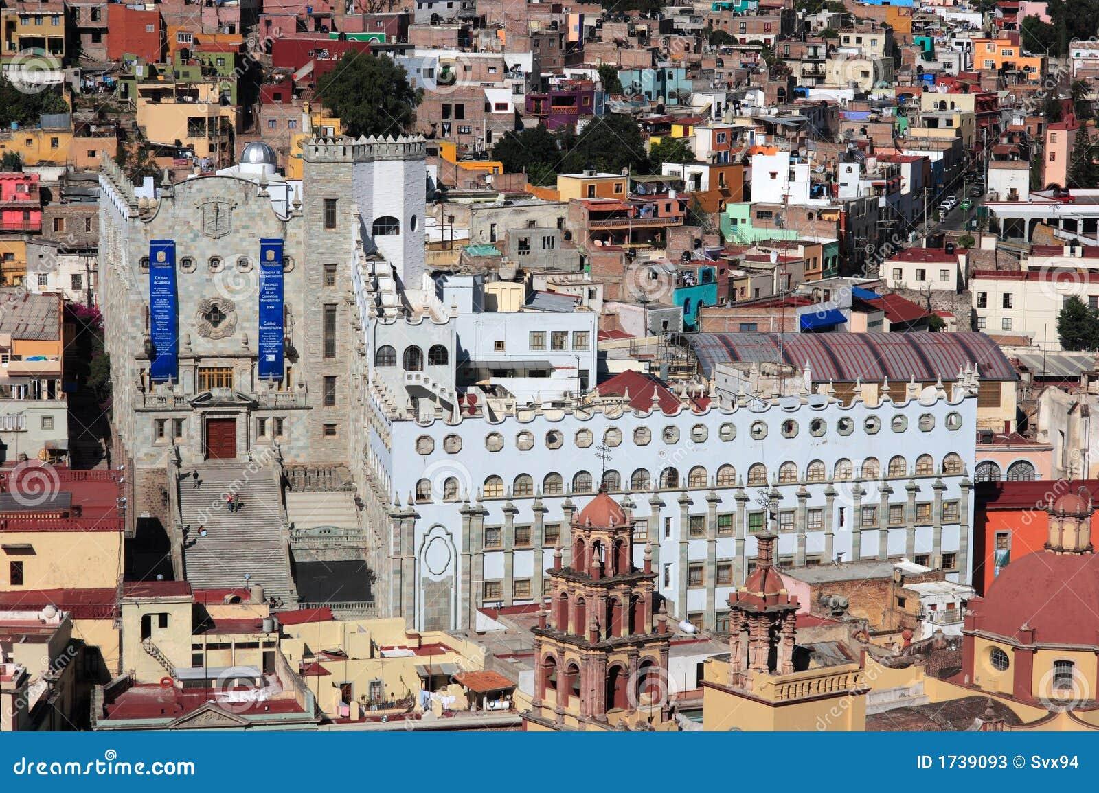 Universidade de Guanajuato, Guanajuato, México