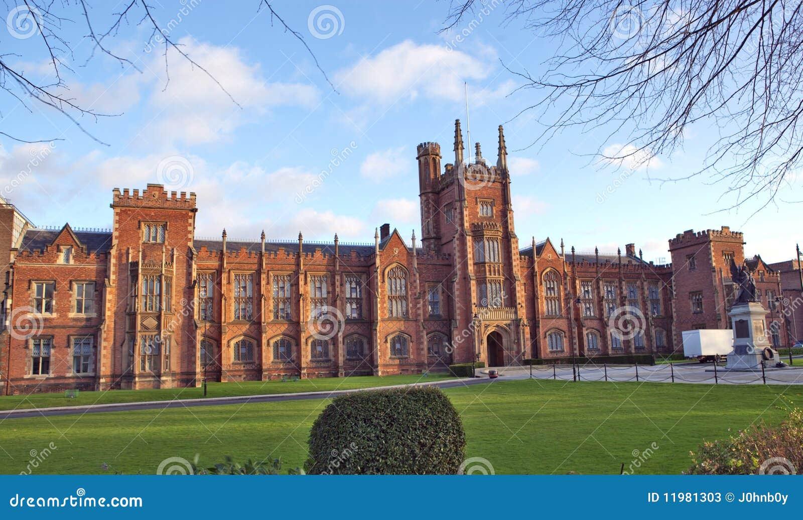 Università Belfast delle regine