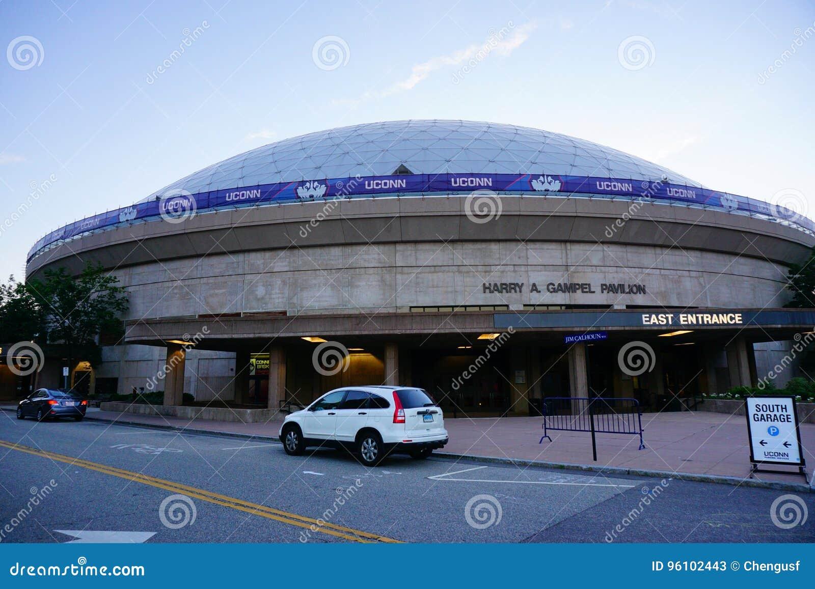 Universität von Connecticut-Stadion