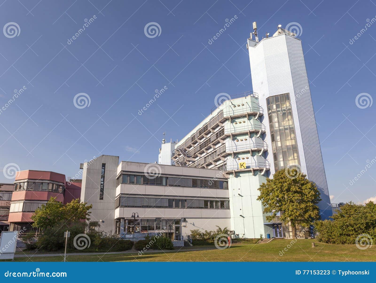 Université de Siegen, Allemagne