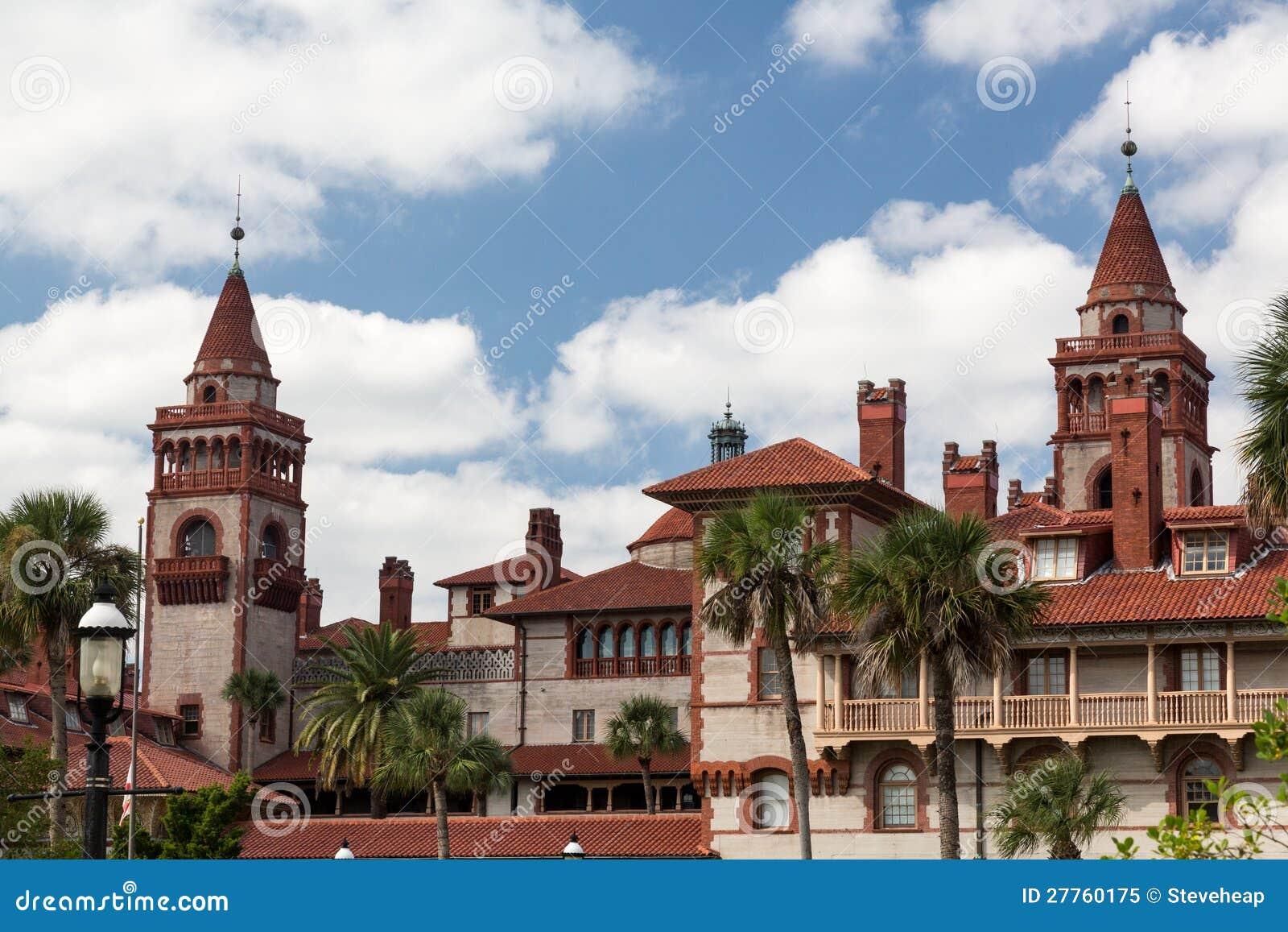 Université la Floride de Flagler de tour