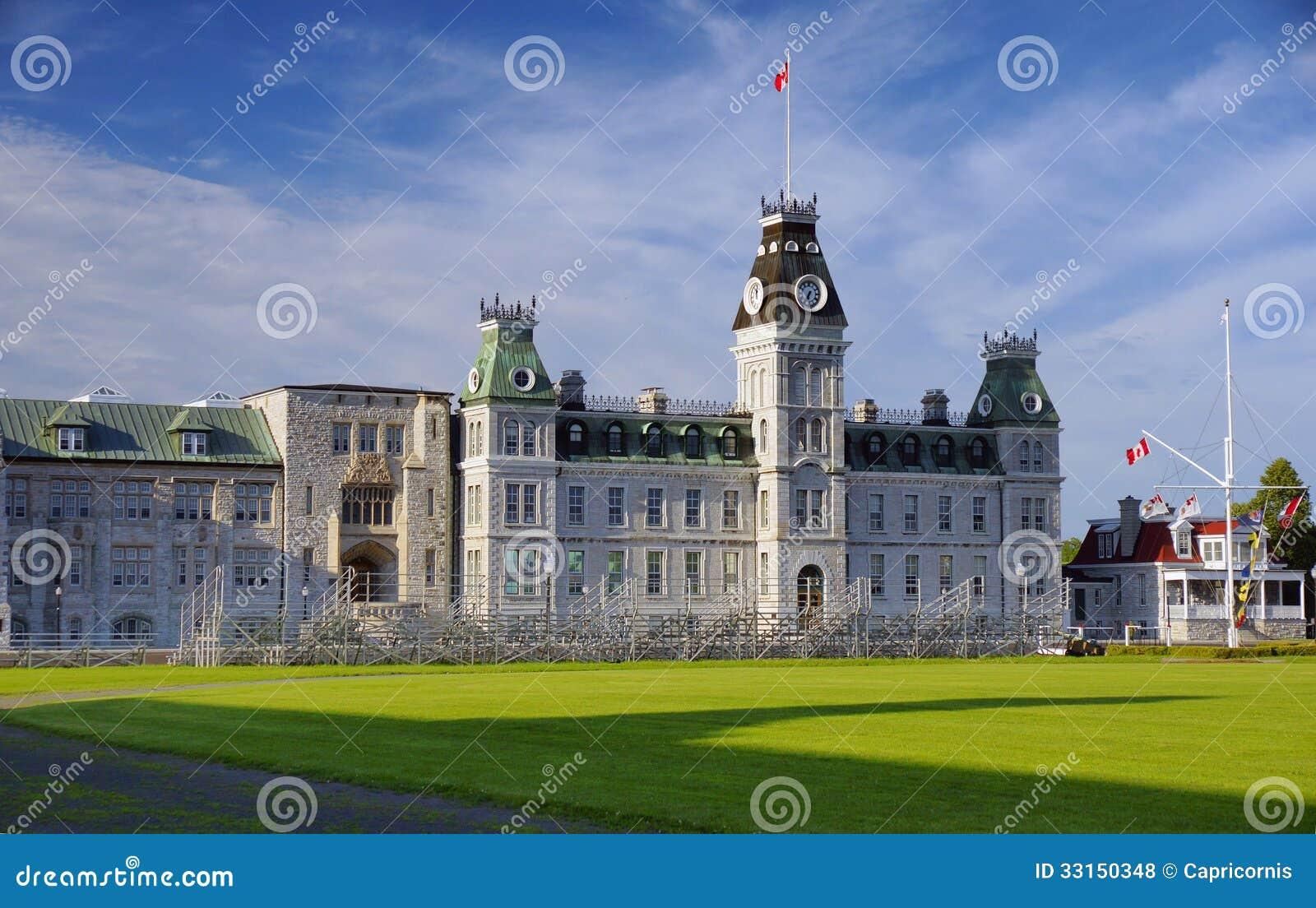 Université militaire canadienne royale Kingston Ontario Public Educatio