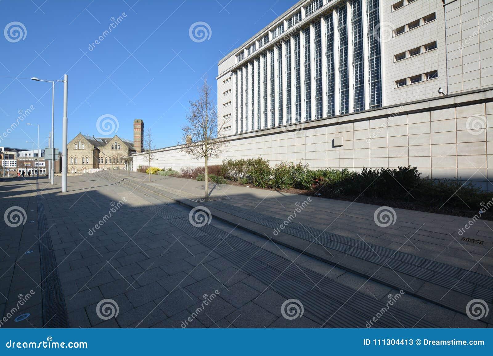 Université Nottingham en Angleterre - Europe