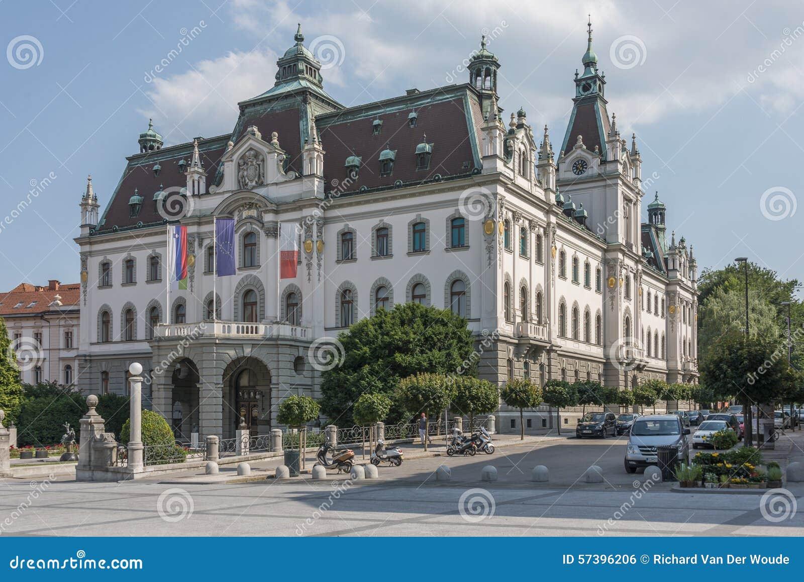 Universiteit van Ljubljana, Slovenië, Europa