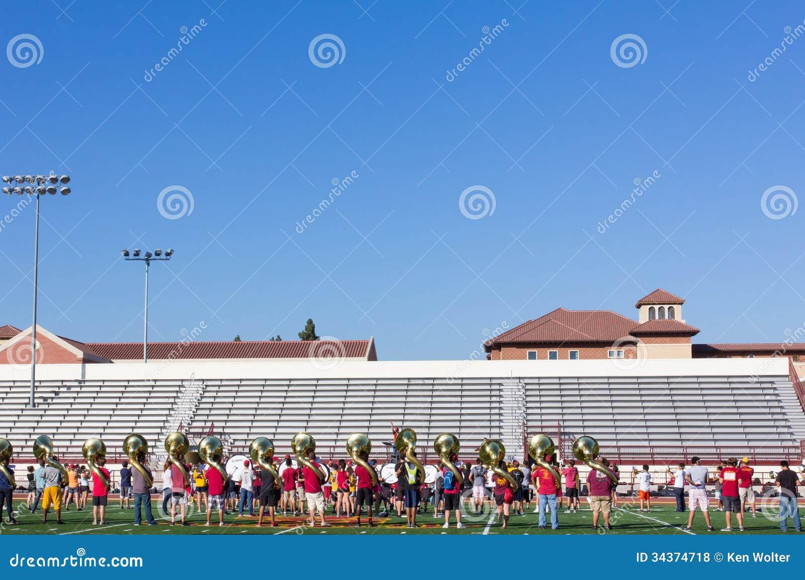 Universitet av sydliga Kalifornien musiker
