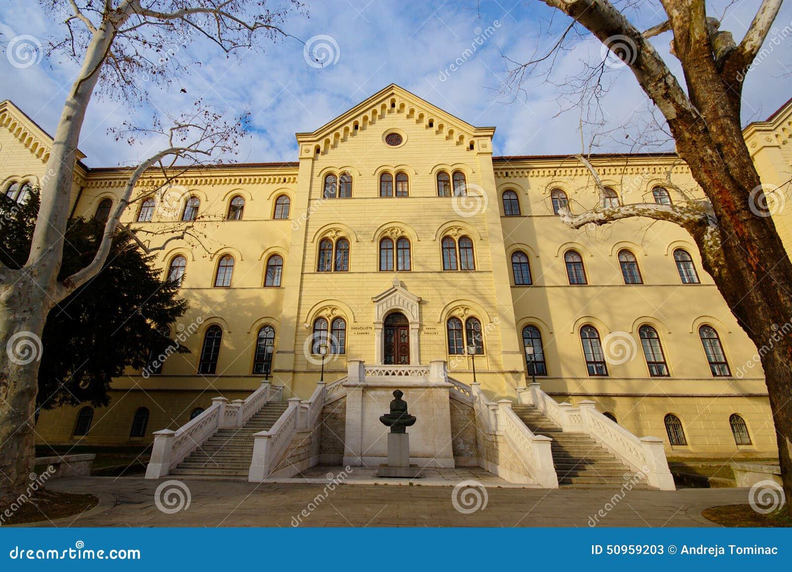 Universitet av Zagreb