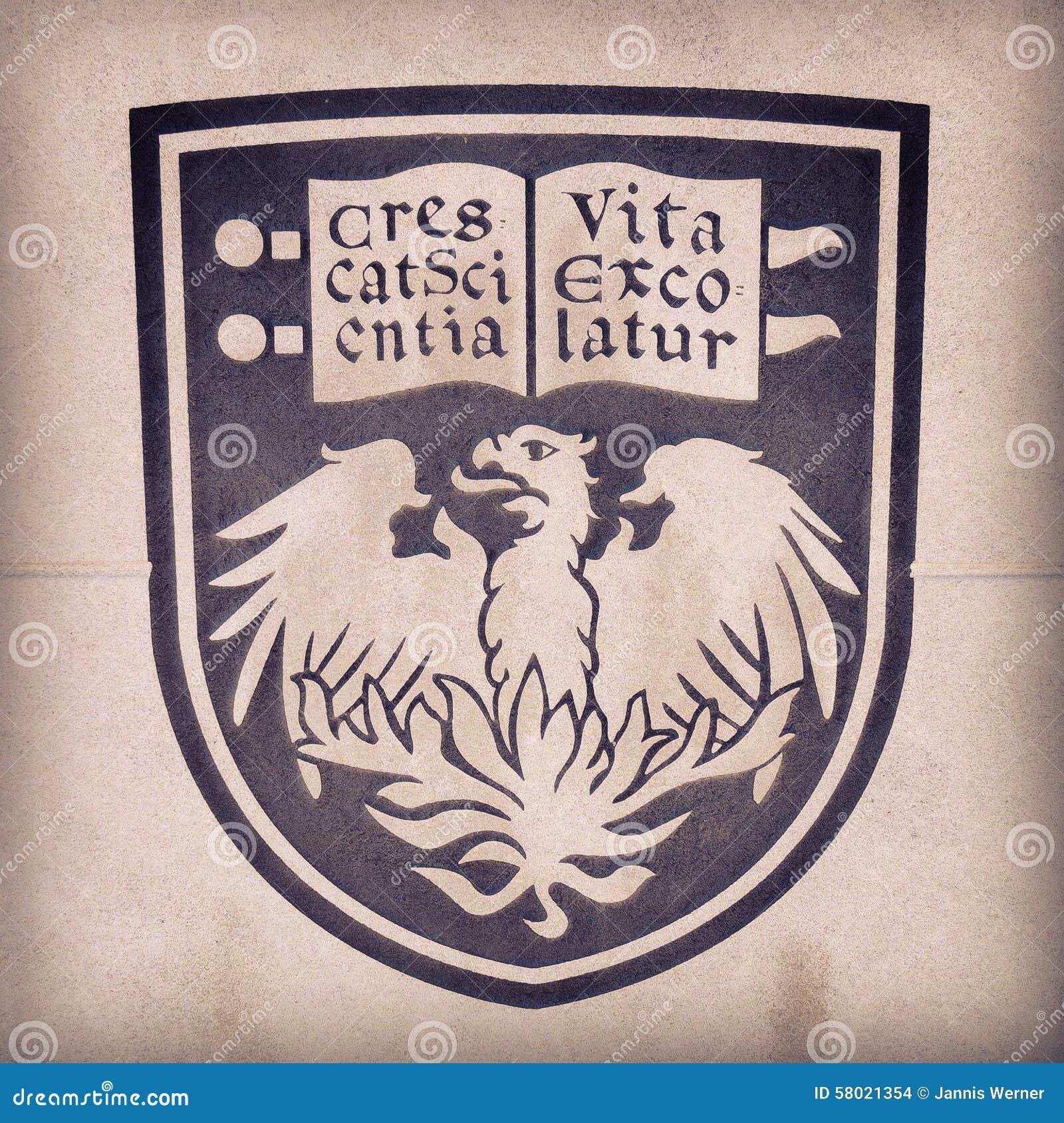 University of Chicago Crest