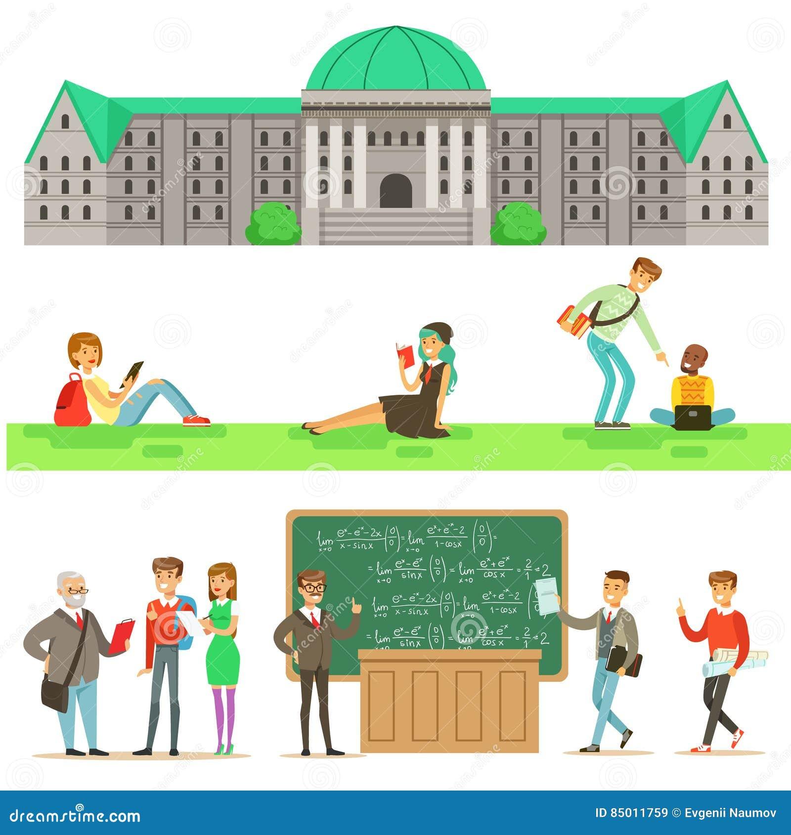 University professors dating students