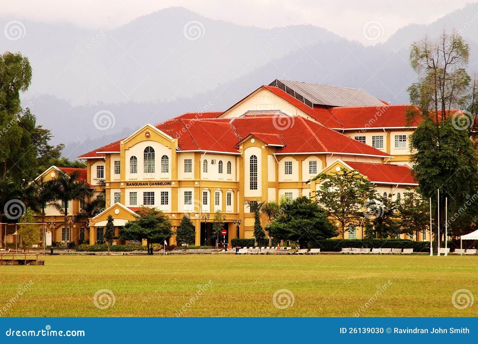 University Perguruan Sultan Idris Editorial Image Image Of College University 26139030