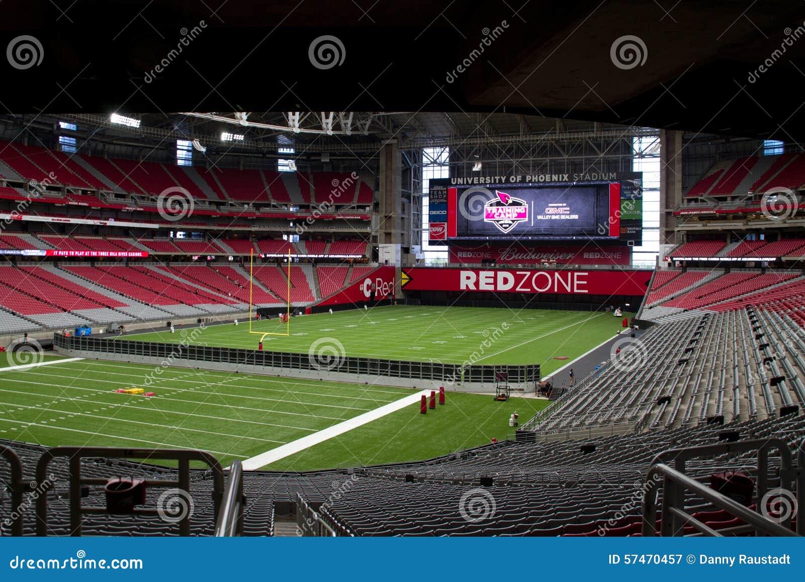 University of Phoenix Stadium d Arizona Cardinals