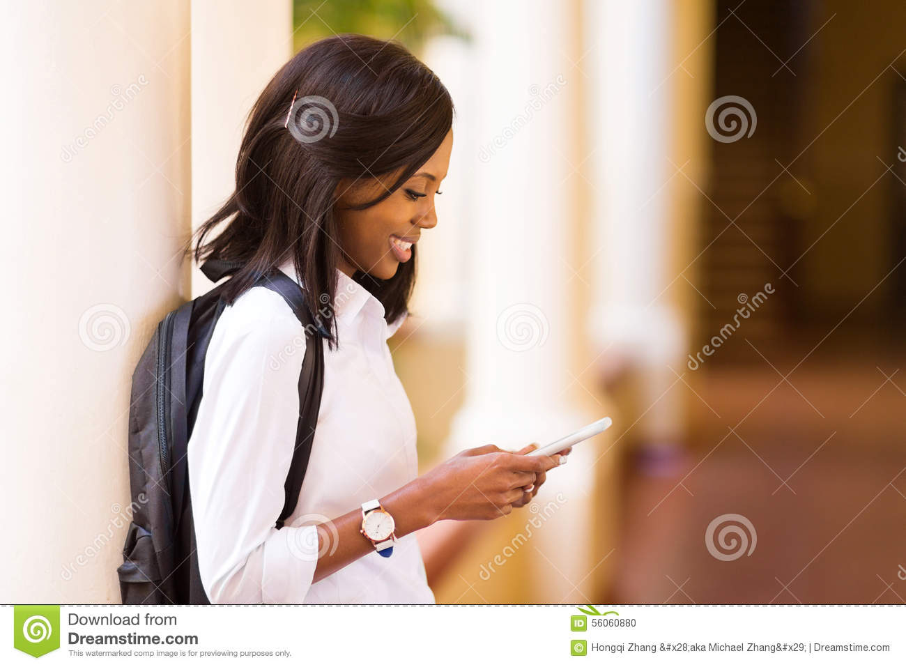 cell phone use academic Researchers report that frequent cell phone use appears to be associated with reduced academic performance, anxiety and unhappiness in college students.