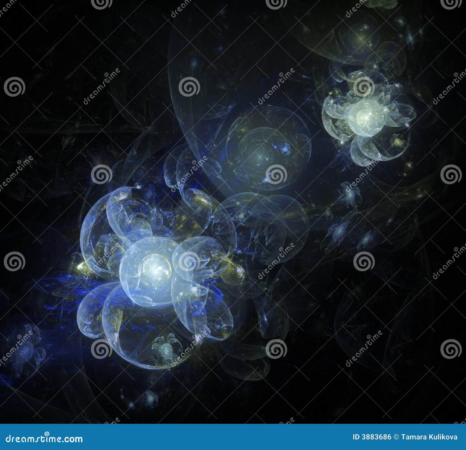 Universo del fiore 3d