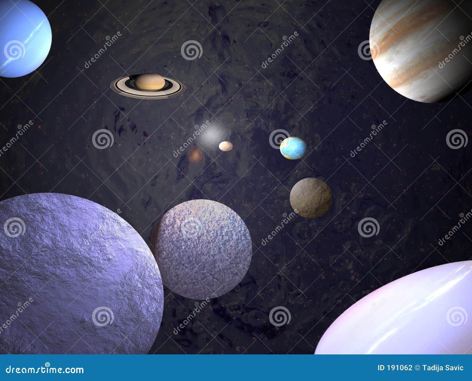 Universo - fondos de la ciencia