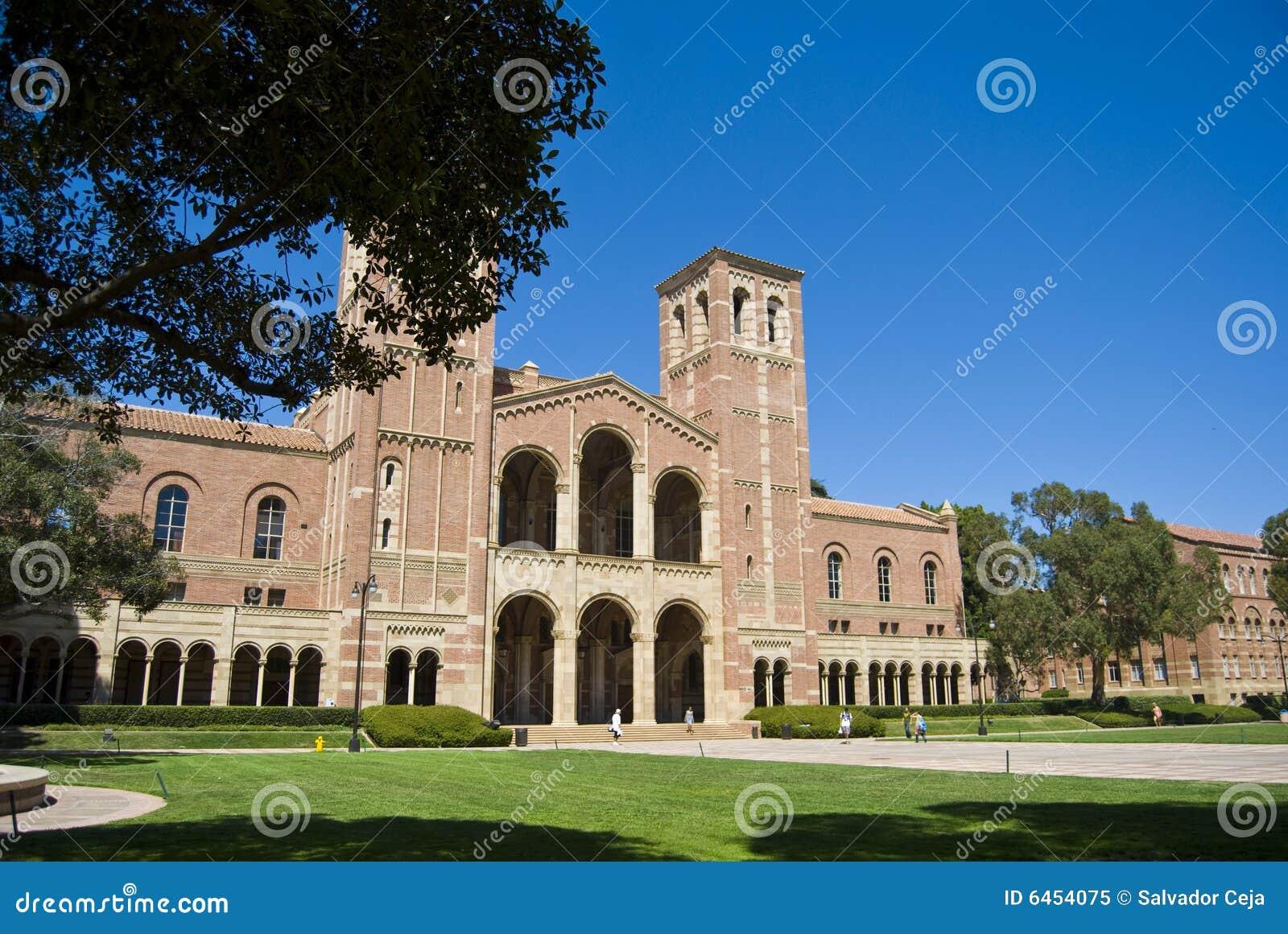 Uniwersytet kalifornii kampusu