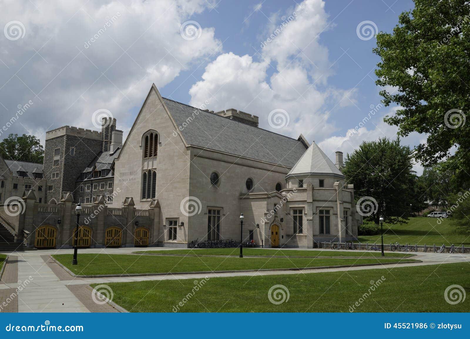 Uniwersytet Princeton, usa