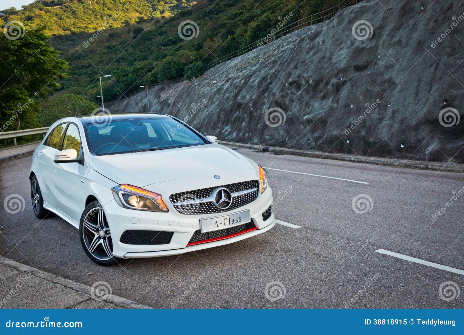 Uno-clase de Mercedes-Benz