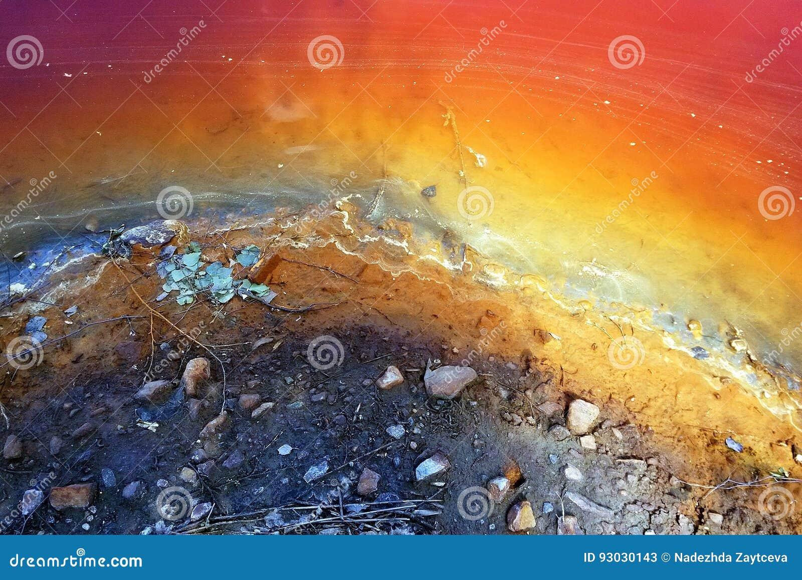 Uno del lugar contaminado del mundo