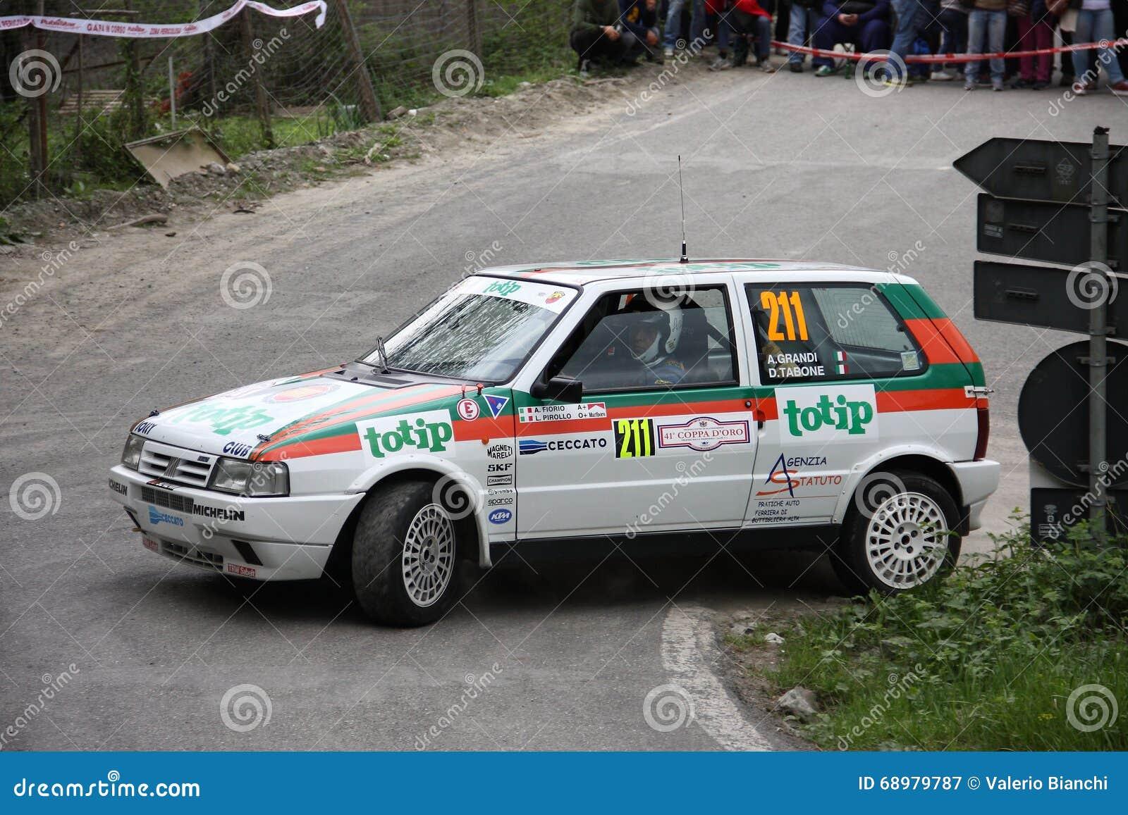 Uno turbo de Fiat