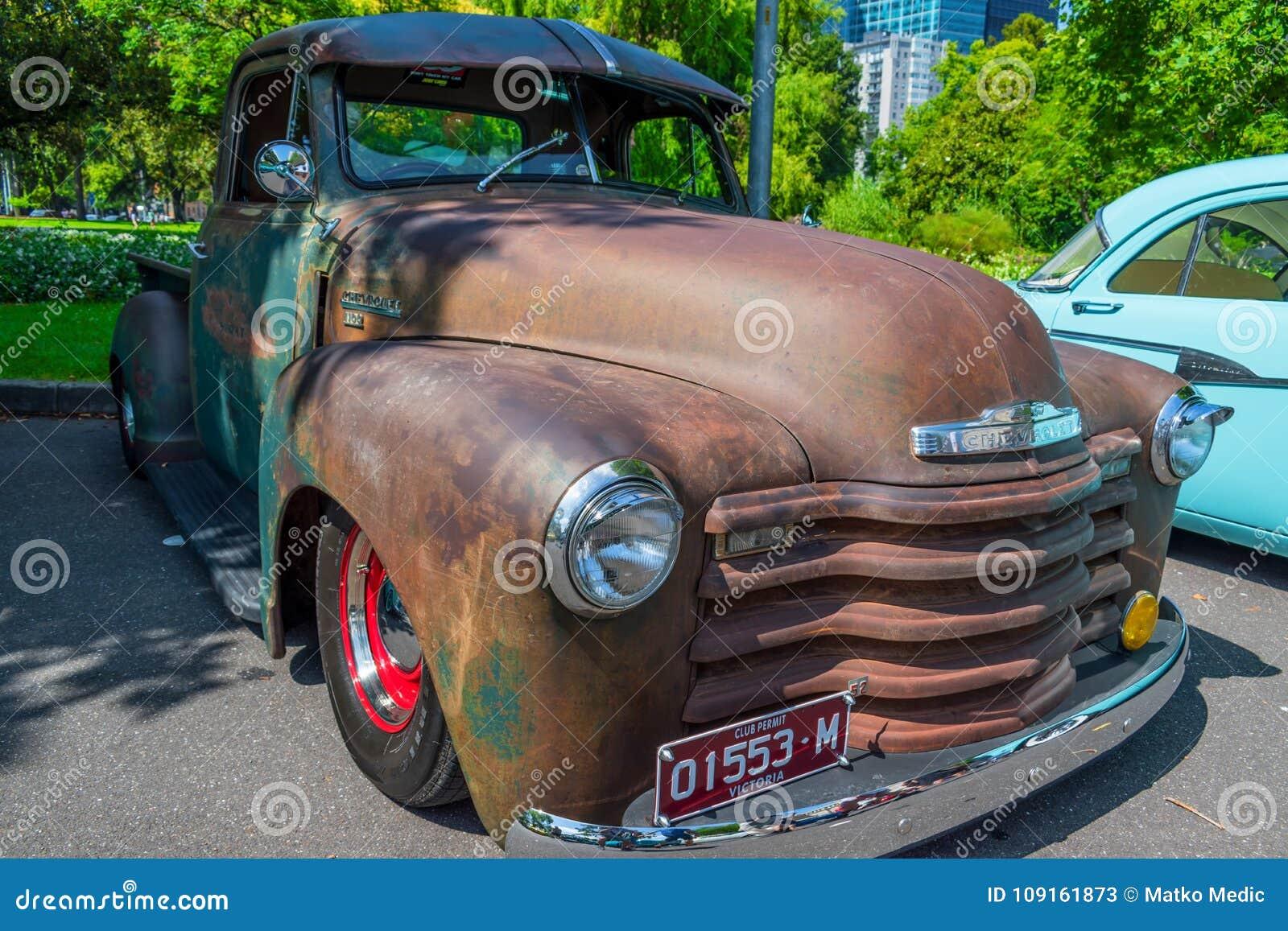 Unpainted Chevrolet