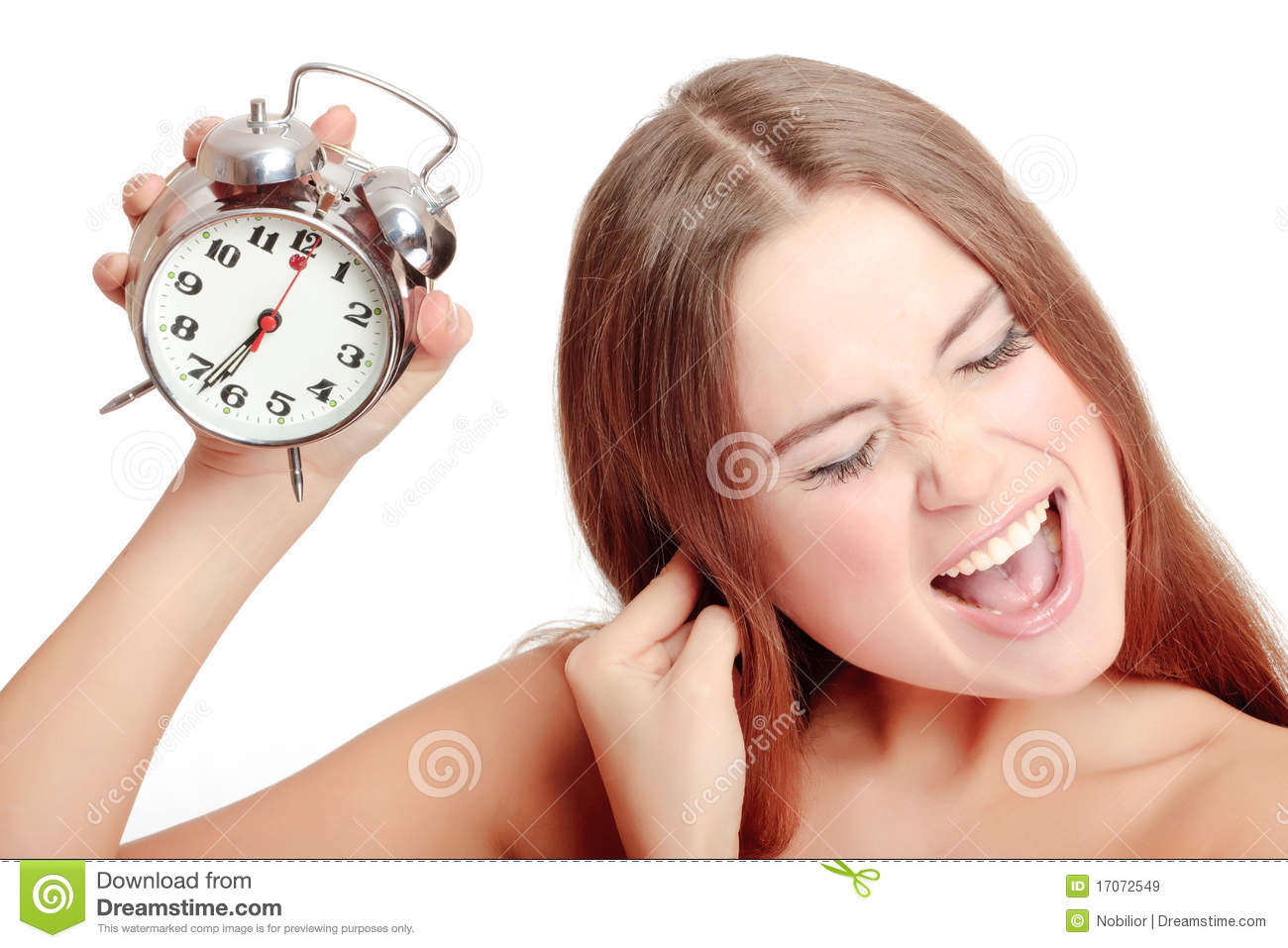 unpleasant morning royalty free stock images image 17072549 waking up clipart black and white waking up clipart free