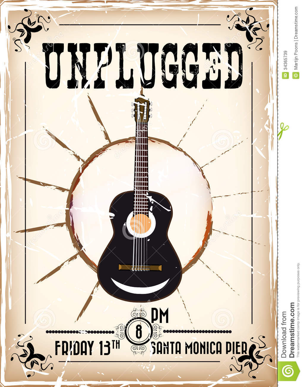 Unplugged Royalty Free Stock Images - Image: 34365739