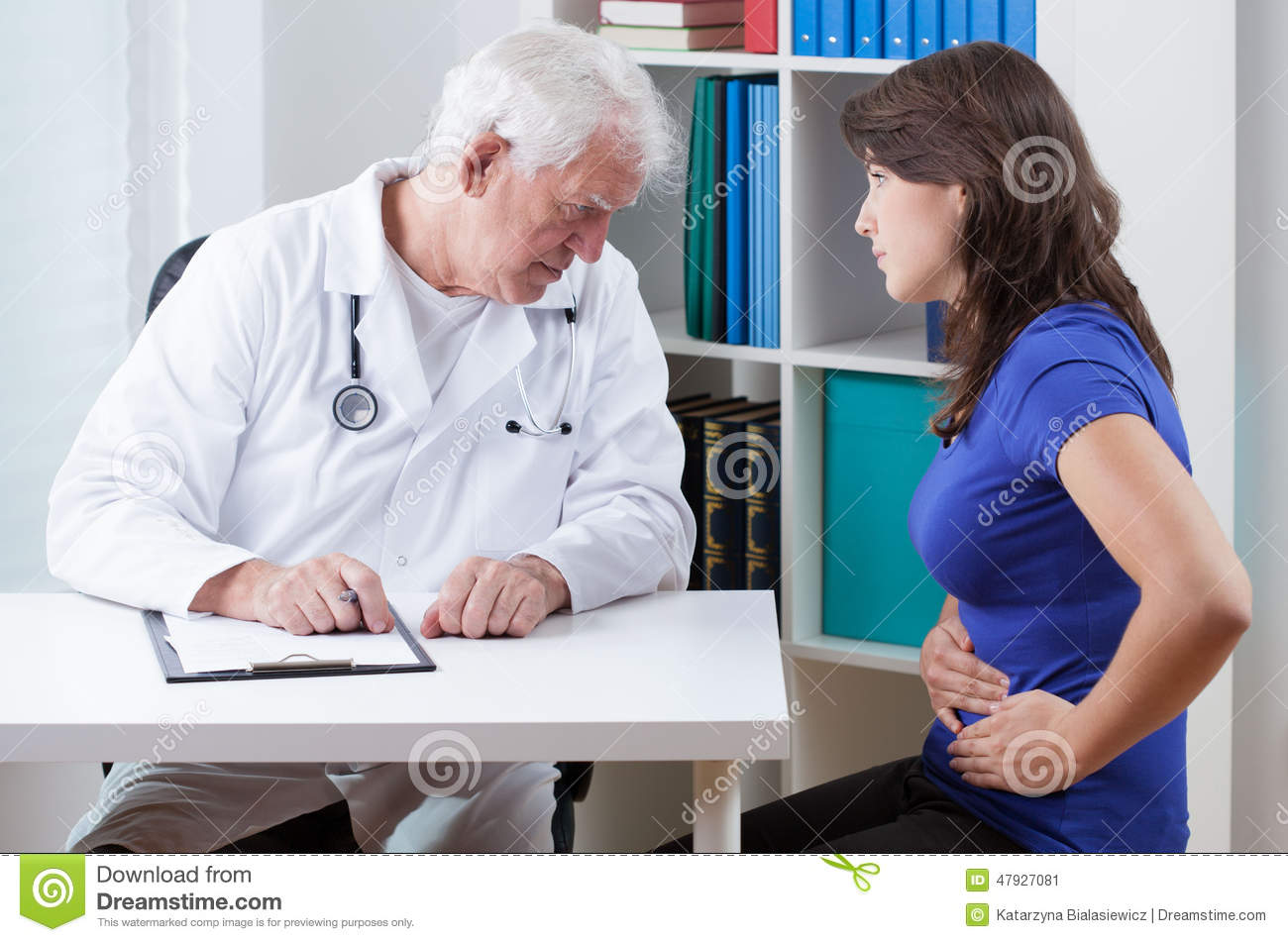 Unprofessional Doctor Stock Photo Image 47927081