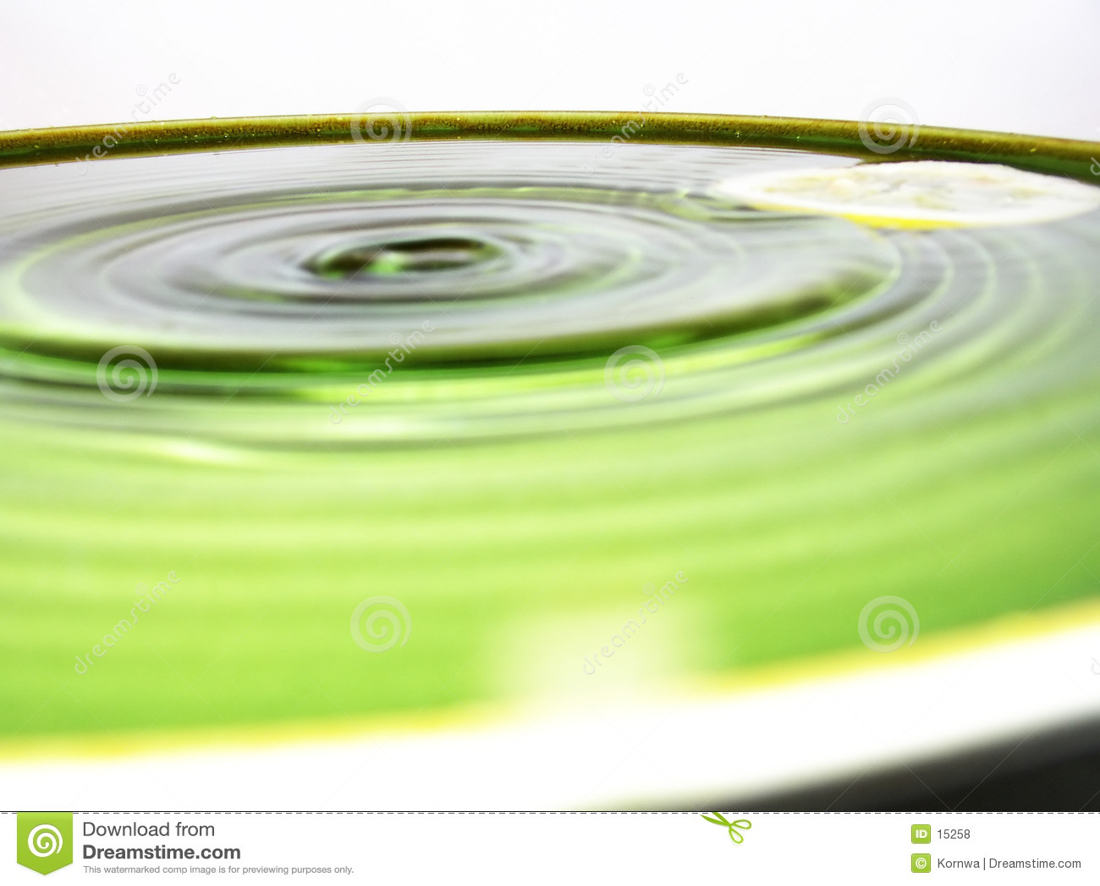 Unschärfenwasser